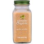 Чесночный порошок Simply Organic