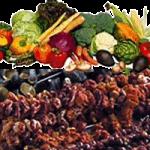 Сушеные овощи и фрукты: вкусно и полезно